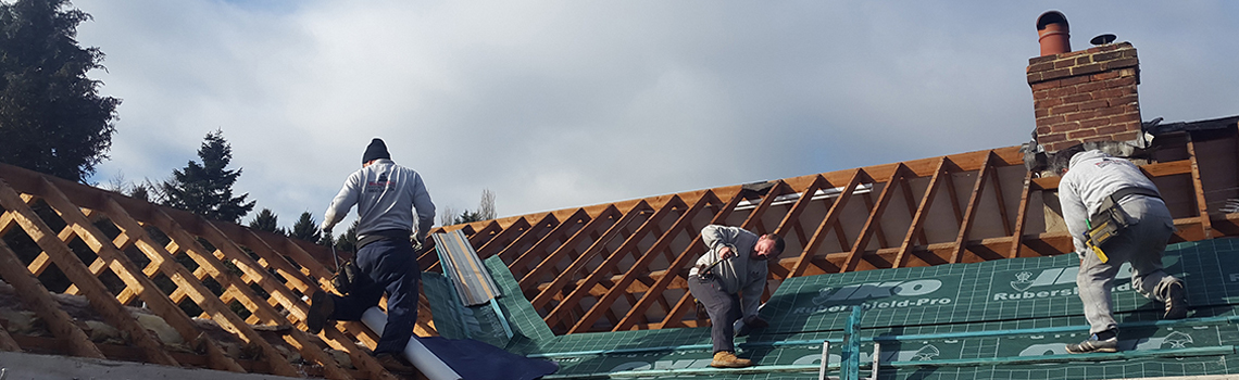 MJS Roofing and Building Maintenance - Home Page